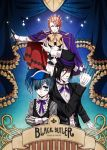 Black Butler Book of Circus by Snowfeather217