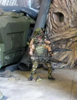 colonial Marines diorama new photo 3 by paultag