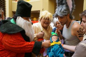 Taiyou Con 2013 - The Guardians by Agam720