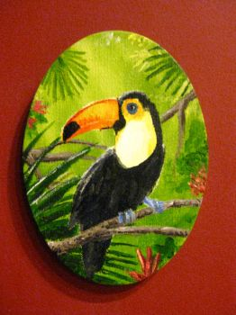 Toucan by pirouline