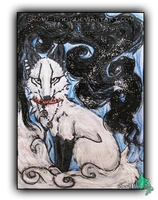 ACEO: Cold Heart by Snow-Body
