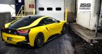 BMW i8 on ISS ML24 F1-15M wheels by Danyutz