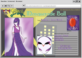 PC: Magdalane Ball by maddmouse