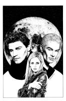 Buffy - Triangle by RandySiplon