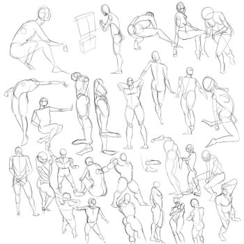 Poses8 by Voi-Tech