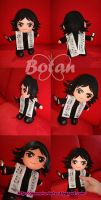 chibi Renato Zero plush version by Momoiro-Botan