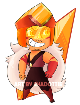 Jasper - Steven Universe by Shadottie