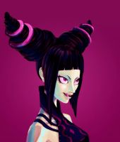 Juri Han - close-up by TooFriendly
