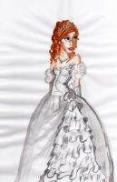 Giselle wedding gown by Mize-meow