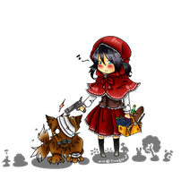 ID: Little Red Riding Hood by chacharymaTika7