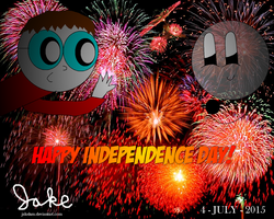 Happy Independence Day! by jakelsm