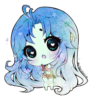 :G: Moe moe Umi cheeb by Desiree-U