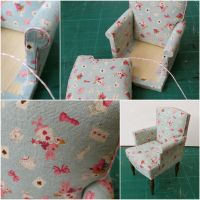 Alice in Wonderland chair by meitina
