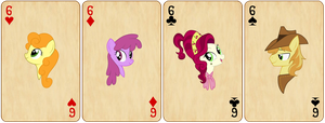 MLP Deck - Sixes by Virenth