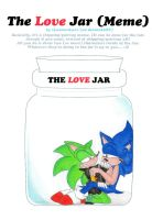 Sonourge the love jar by SonicXLelile
