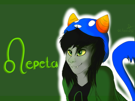 NEPETA. by Capntoria