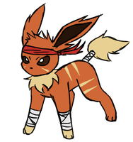 Fakemon: Champeon by Lexial-XIII