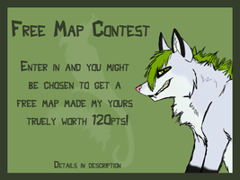 Free Map Contest by FlyWheel68
