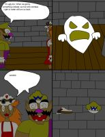 wario and Mona advenature pg22 by spark300c
