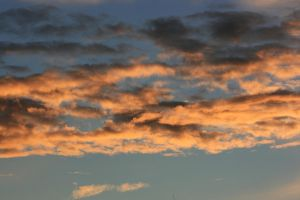 Clouds of pink by Mortitia212