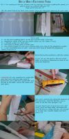 Polystyrene Sword Tutorial by CalamityJade