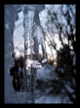 Icicle 1 by Elephtheruid