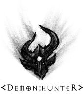 demon_hunter.logo by ArcZero