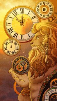 The Keeper of Time by Kurtssingh