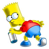 Bart Simpson by Sonic12Lexi