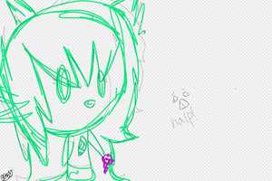 Okay I got most of the lineart done by xXTabithatheCatXx