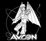 AVCon 2010 Tshirt: Switch by zii