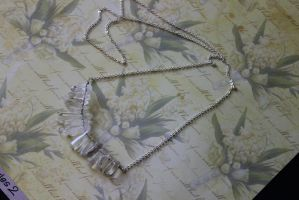 Shard Necklace by Dellessanna