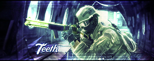 COD4 Call Of Duty 4 Teeth sig by Jehuty43235