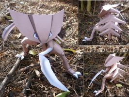 Kabutops papercraft by dodoman75