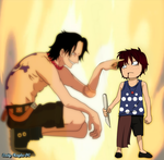 [OnePiecOC] Advices from a father... by Lady-Kayla-OC