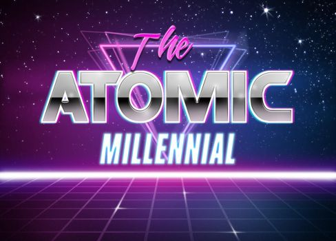 The Retrowave Millennial by AtomicMillennial