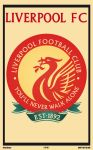 Liverpool FC Poster by HelterSkelter33