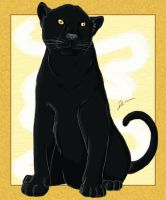 Black Panther by Fisva