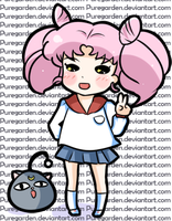 Mini Chibiusa by PureGarden