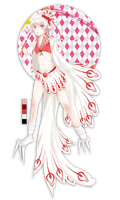 [Adopt Auction - CLOSED] Peacock by 69Erocento