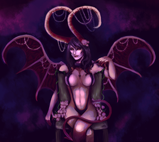 Succubus by Nadao