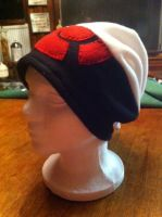 Pokemon Ruby/Sapphire Cosplay hat by NorseDanceParty