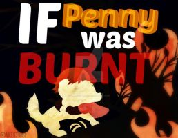 If Penny was BURNT by MIKEYCPARISII