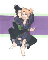 Shikatema-Embrace by tomato-box