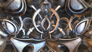 Unknown Mechanical Device by HalTenny