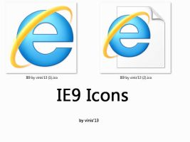 IE9 icons and png's by Vinis13