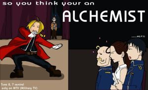 So you think your an ALCHEMIST by Arkham-Insanity
