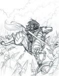 Disaster On The Battlefield -1 by Paladin-Ciel
