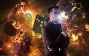 Doctor Who - 10th Doctor by Loolo38