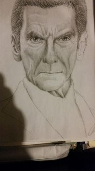 Twelfth Doctor: Unfinished II by EiDrianDM